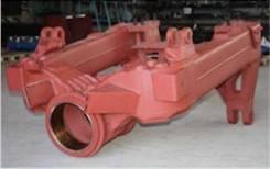 Восстановление рам( полурам) тракторов ХТЗ Т-150