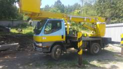 Aichi SH145. Автовышка, 4 600куб. см., 16м.