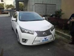 Бампер. Toyota Corolla, NDE180, NRE180, ZRE181, ZRE182 Двигатели: 1NDTV, 1NRFE, 1ZRFAE, 1ZRFE, 2ZRFE