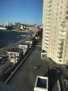 3-комнатная, улица Авраменко 2а. Эгершельд, частное лицо, 102кв.м. Вид из окна днем