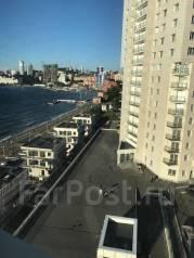 3-комнатная, улица Авраменко 2а. Эгершельд, частное лицо, 102,0кв.м. Вид из окна днем