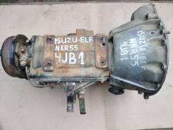 Коробка переключения передач. Isuzu Elf, NKR55 Двигатели: 4JB1, 4JB1TC