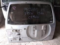 Дверь багажника. Mitsubishi Pajero, V75W, V78W