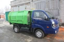 Kia Bongo III. Мини мусоровоз KIA Bongo 3, 2 497куб. см. Под заказ