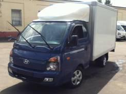 Hyundai Porter II. Porter 2 фургон общего назначения, 2 497куб. см., 1 500кг., 4x2