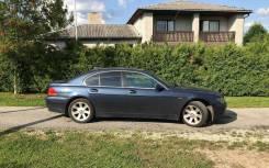 BMW. DIZEL, E65
