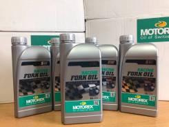 Motorex. гидравлическое, вилочное, синтетическое, 1,00л.