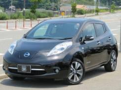 Nissan Leaf. автомат, передний, электричество, 56 000тыс. км, б/п. Под заказ