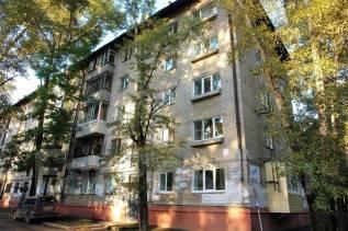 1-комнатная, улица Краснореченская 59. Индустриальный, агентство, 32кв.м.