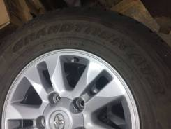 Dunlop Grandtrek AT3. Летние, 5%, 4 шт