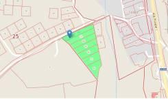 Земельный участок 1,8 Га в п. Мирный. 18 037кв.м., собственность, электричество, от частного лица (собственник)