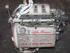 Двигатель в сборе. Alfa Romeo 146
