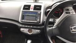 Honda Airwave. Без водителя