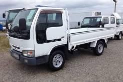 Nissan Atlas. 4WD, борт 1,5 тонны, 3 200куб. см., 1 500кг.