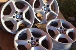 Продам комплект оригинальных дисков BMW X5 E53 17 размер 5*120