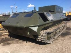 ХТЗ ТГМ-126. Продаётся гусеничный вездеход МтлбУ. (Тгм-126), 5 000кг., 11 000,00кг.