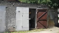 Гаражи капитальные. улица Горького 33, р-н центр, 21кв.м., электричество, подвал. Вид снаружи