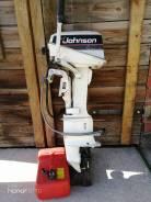 Johnson. 6,00л.с., 2-тактный, бензиновый, нога L (508 мм), 1991 год год