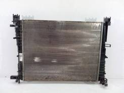 Радиатор охлаждения двигателя. Лада Х-рей Renault Logan, L8 Renault Sandero, 5S Двигатели: H4M, BAZ21129, BAZ21179, K4M, K7M, D4F