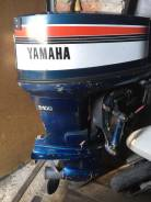 Yamaha. 50,00л.с., 2-тактный, бензиновый, нога S (381 мм)