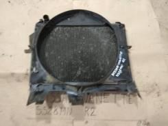 Радиатор охлаждения двигателя. Nissan Vanette, SS28MN Двигатель R2