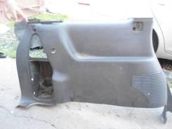 Обшивка багажника. Subaru Traviq