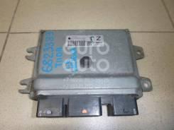 Привязка блока ECM Nissan Tiida C11