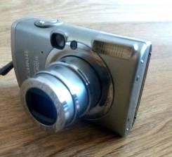 Canon Digital IXUS 800 IS. 6 - 6.9 Мп, зум: 4х