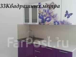1-комнатная, улица Луговая 78. Баляева, агентство, 35кв.м.