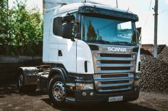 Scania R420. Скания R420, 140 000куб. см., 30 000кг.