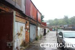 Гаражи капитальные. улица Адмирала Кузнецова 52а, р-н Баляева, 19кв.м., электричество. Вид снаружи