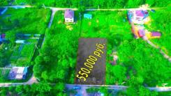 Ровный участок для дома/дачи от собственника без комисси. От агентства недвижимости (посредник). Фото участка