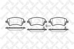 Колодки дисковые передние Toyota Corolla 1.4/1.6 WTi/2.0D4-D 02> диск 15'' STELLOX 833012B-SX