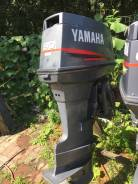 Yamaha. 90,00л.с., 2-тактный, бензиновый, нога X (635 мм)