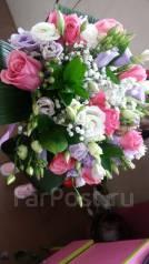Дневной и ночной продавец флорист. Цветочный магазин ЛЮБИ ДАРИ. Некрасова 4