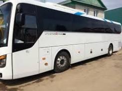 Тонирование автобусов и микроавтобусов.