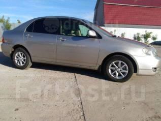 Toyota Corolla. Продам птс Полный комплект тойота королла 2002гв 1,5л правый руль