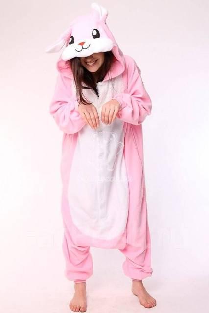Пижама (кигуруми) ЗАЯЦ - Одежда для дома и сна во Владивостоке 3918030d61a45