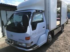 Toyota Dyna. Продается грузовик Toyota DYNA (БЕЗ Пробега с ПТС), 4 100куб. см., 2 650кг., 4x2