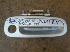 Ручка двери внешняя. Toyota Ipsum, SXM10, SXM10G, SXM15, SXM15G