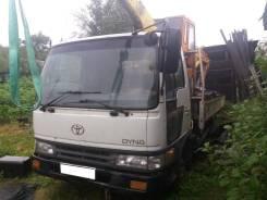 Toyota. Продам грузовик duna, 5 400куб. см., 3 750кг.