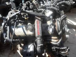 Двигатель в сборе. Toyota Land Cruiser Prado, LJ78W, LJ78G, LJ71G Двигатели: 2LTE, 2LT