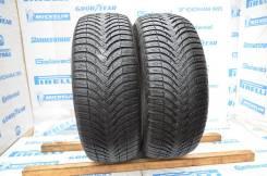 Michelin Alpin 4. зимние, б/у, износ 20%