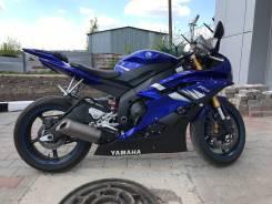 Yamaha YZF R6. 600куб. см., исправен, птс, с пробегом