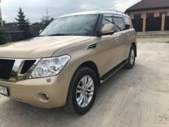 Nissan Patrol. 4wd, 5.6 (405л.с.), бензин, 77 000тыс. км