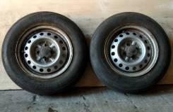 Bridgestone Nextry Ecopia 155/80R13 + Штамповка Toyota