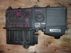 Корпус воздушного фильтра. Mazda Demio, DE3AS, DE3FS, DE5FS Двигатели: ZJVE, ZJVEM