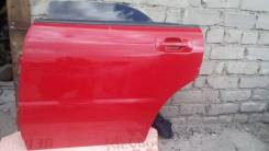Дверь боковая Subaru Impreza GG2 , EJ15 2000-2007, левая задняя