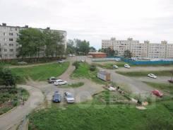 Гостинка, улица Добровольского 9. Тихая, агентство, 18кв.м. Вид из окна днём