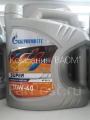 Газпромнефть. 10W-40, полусинтетическое, 4,00л.